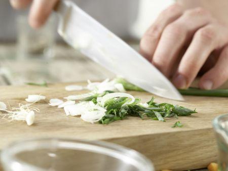 Couscous-Gemüse-Pfanne: Zubereitungsschritt 9