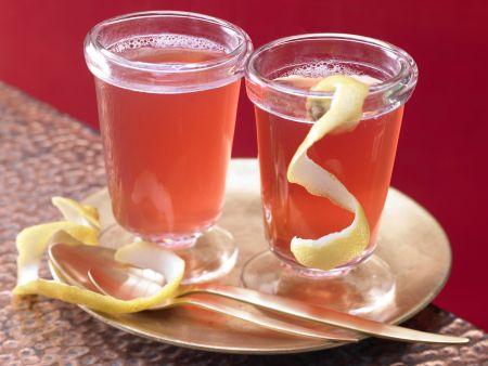 Cranberry-Gewürz-Punsch