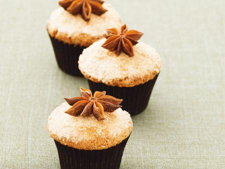 Cupcakes mit Tee