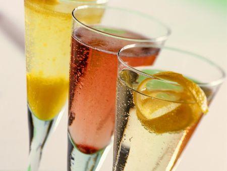 champagner rezepte eat smarter. Black Bedroom Furniture Sets. Home Design Ideas