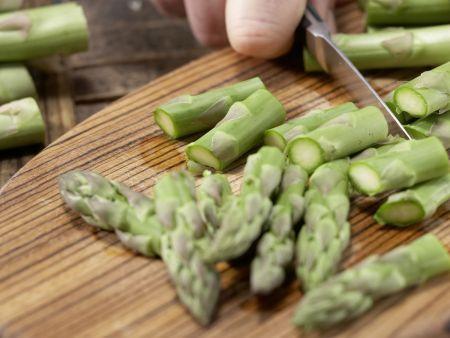 Eier-Spargel-Salat: Zubereitungsschritt 2