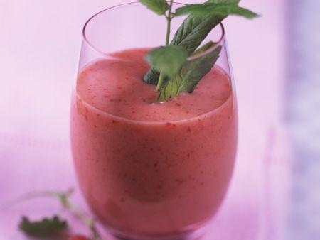erdbeer kokos smoothie rezept eat smarter. Black Bedroom Furniture Sets. Home Design Ideas