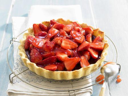Erdbeer-Schoko-Törtchen
