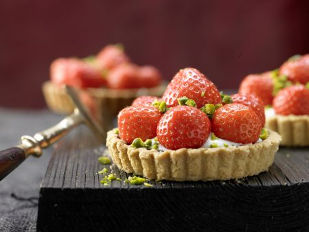 Erdbeer-Tartelettes – smarter