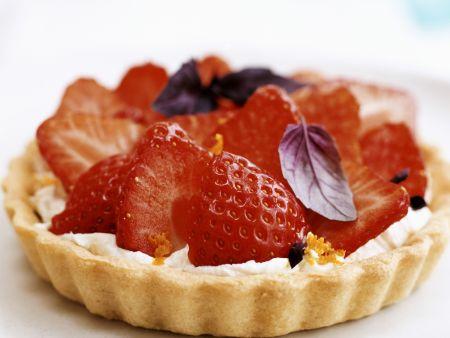 Erdbeer-Tortelette