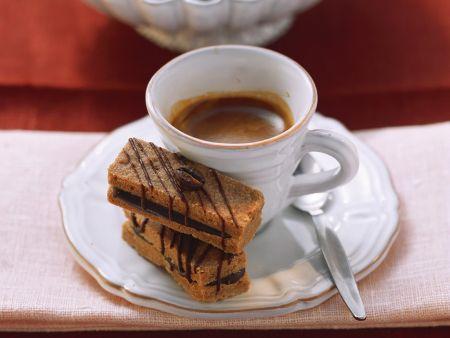 Espressoplätzchen