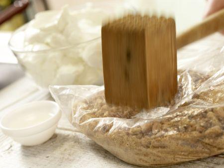 Frischkäse-Joghurt-Torte: Zubereitungsschritt 1