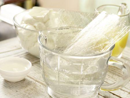 Frischkäse-Joghurt-Torte: Zubereitungsschritt 3