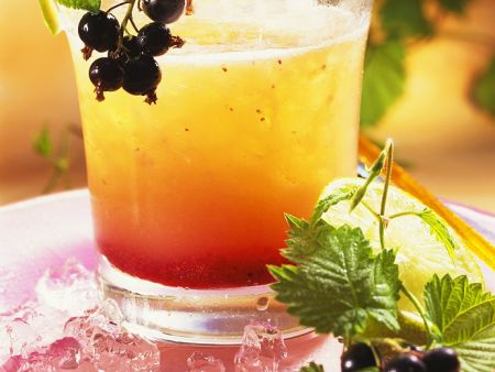 Geeister Frucht-Drink