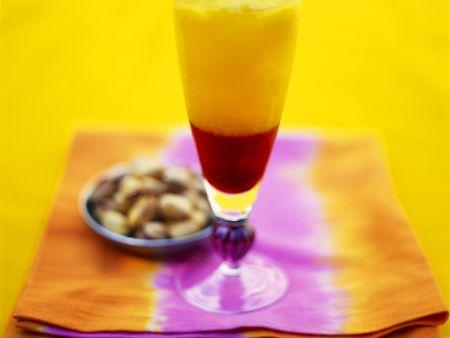 Geeister Fruchtdrink