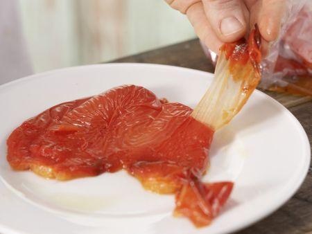 Gefüllte Zucchini: Zubereitungsschritt 9