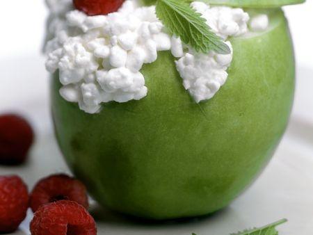 Gefüllter Apfel