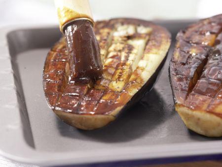 gegrillte auberginen rezept eat smarter. Black Bedroom Furniture Sets. Home Design Ideas