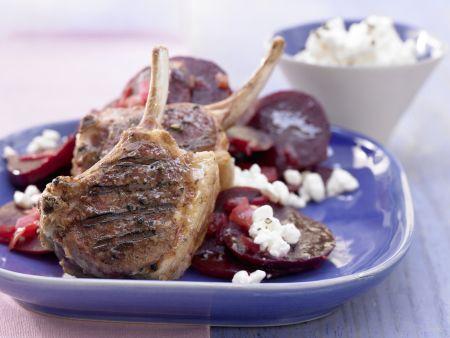 Kochbuch für Low-Carb-Rezepte mit Fleisch