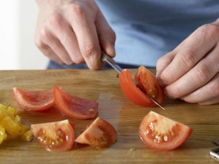Gegrillter grüner Spargel: Zubereitungsschritt 5