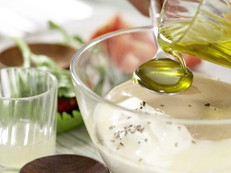 Gemischter Salat: Zubereitungsschritt 4