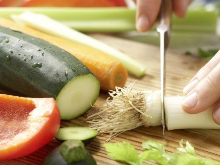 Gemüse-Bolognese – smarter: Zubereitungsschritt 2