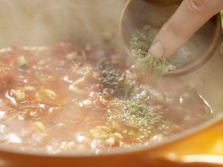Gemüse-Bolognese – smarter: Zubereitungsschritt 8