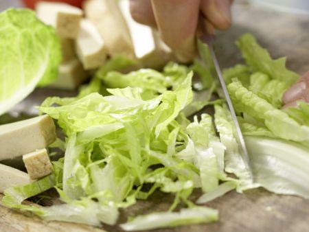 Gemüse-Tortillas: Zubereitungsschritt 5
