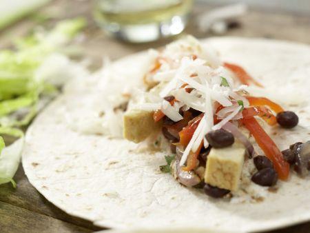 Gemüse-Tortillas: Zubereitungsschritt 9