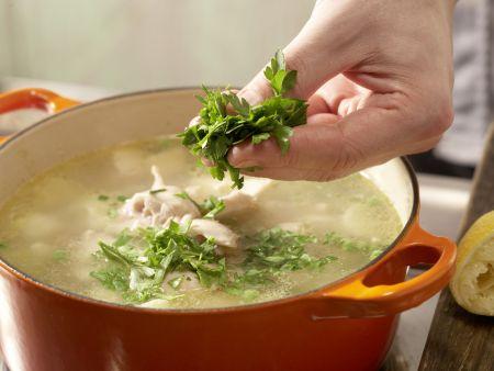 """Gemüseeintopf """"Drachenfest"""": Zubereitungsschritt 7"""