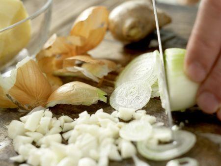 Geschmorter Fisch Shanghai: Zubereitungsschritt 3
