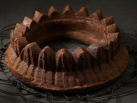 Gewürz-Schokoladenkuchen