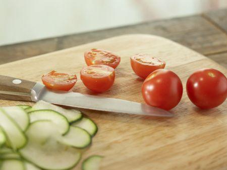 Gnocchi-Zucchini-Pfanne: Zubereitungsschritt 3