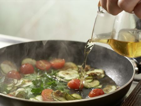 Gnocchi-Zucchini-Pfanne: Zubereitungsschritt 4