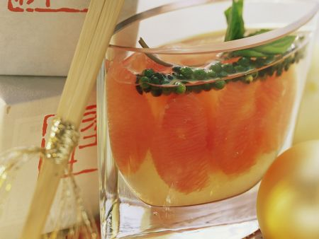 Grapefruit in Sherry