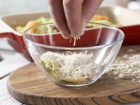 Gratiniertes Gemüse: Zubereitungsschritt 7