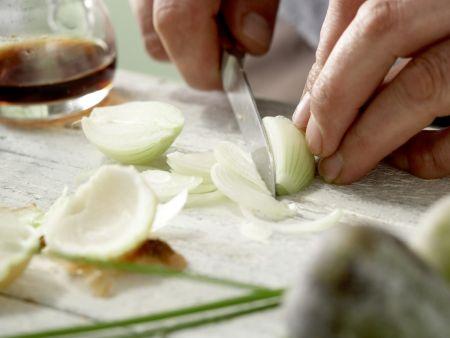 Grüne Pfeffersuppe: Zubereitungsschritt 2