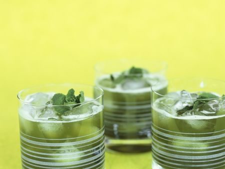 Gurken-Rum-Drink