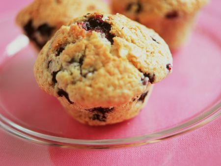 heidelbeer muffins rezept eat smarter. Black Bedroom Furniture Sets. Home Design Ideas