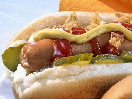 hot dog br tchen rezepte eat smarter. Black Bedroom Furniture Sets. Home Design Ideas