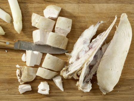 Hühnerfrikassee – smarter: Zubereitungsschritt 8