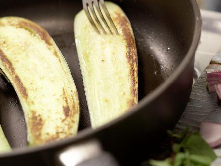 Indisches Auberginenragout: Zubereitungsschritt 4