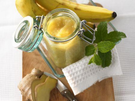 Ingwer-Bananen-Marmelade