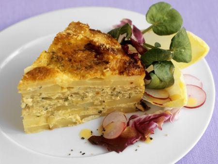 Italienisches kartoffelomelett rezept eat smarter for Italienisches kochbuch