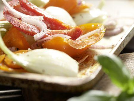 Italienisches Ofengemüse: Zubereitungsschritt 7