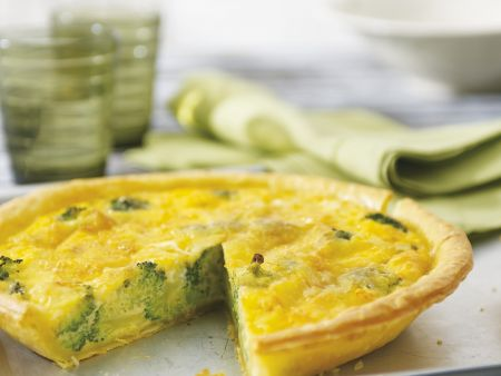 Rezept: Käse-Broccoli-Käse