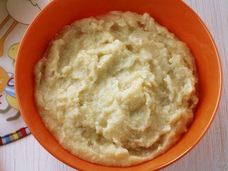 Kartoffel-Esskastanien-Brei ab dem 7. Monat