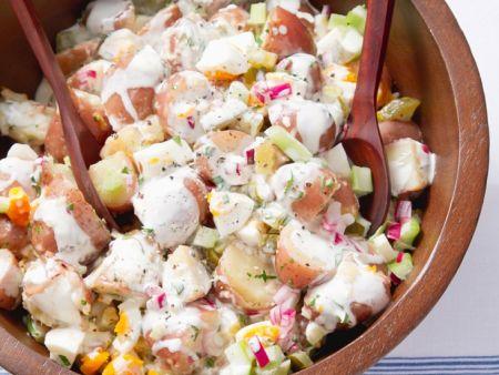 Kartoffelsalat aus Amerika