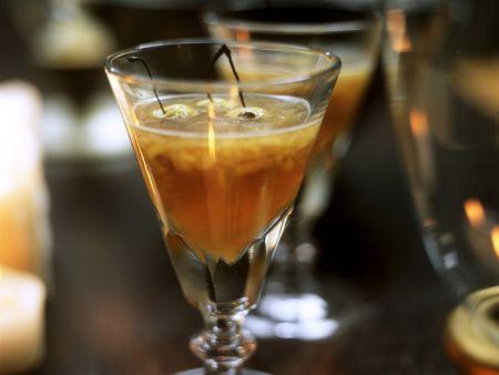 Kirsch-Calvados-Punsch