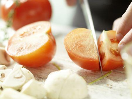 Klassische Gemüsebrühe: Zubereitungsschritt 5