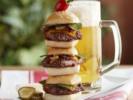 Kleine Hamburger