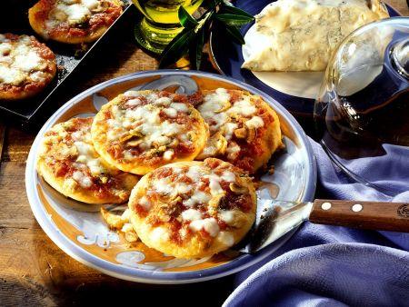 Kleine Pizzas