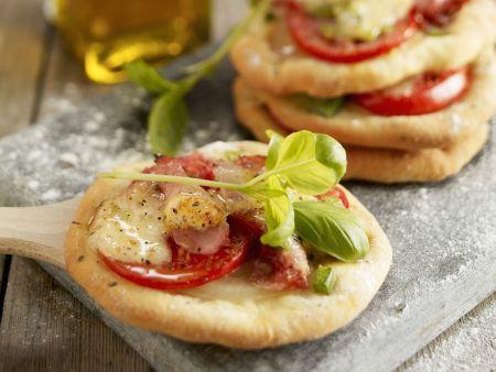 Kleine Pizzen