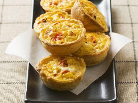 Herzhafte Kuchen Kalt Rezepte Eat Smarter