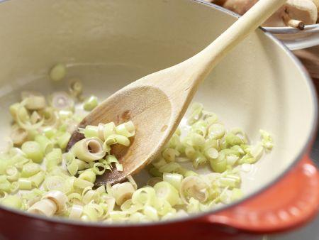 Kokos-Zitronengras-Suppe: Zubereitungsschritt 3